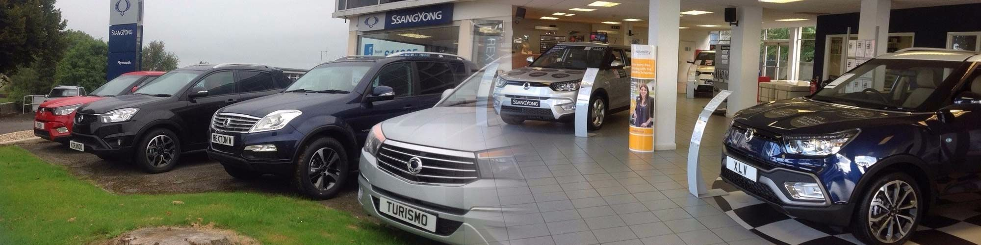 ABOUT PLYMOUTH SSANGYONG