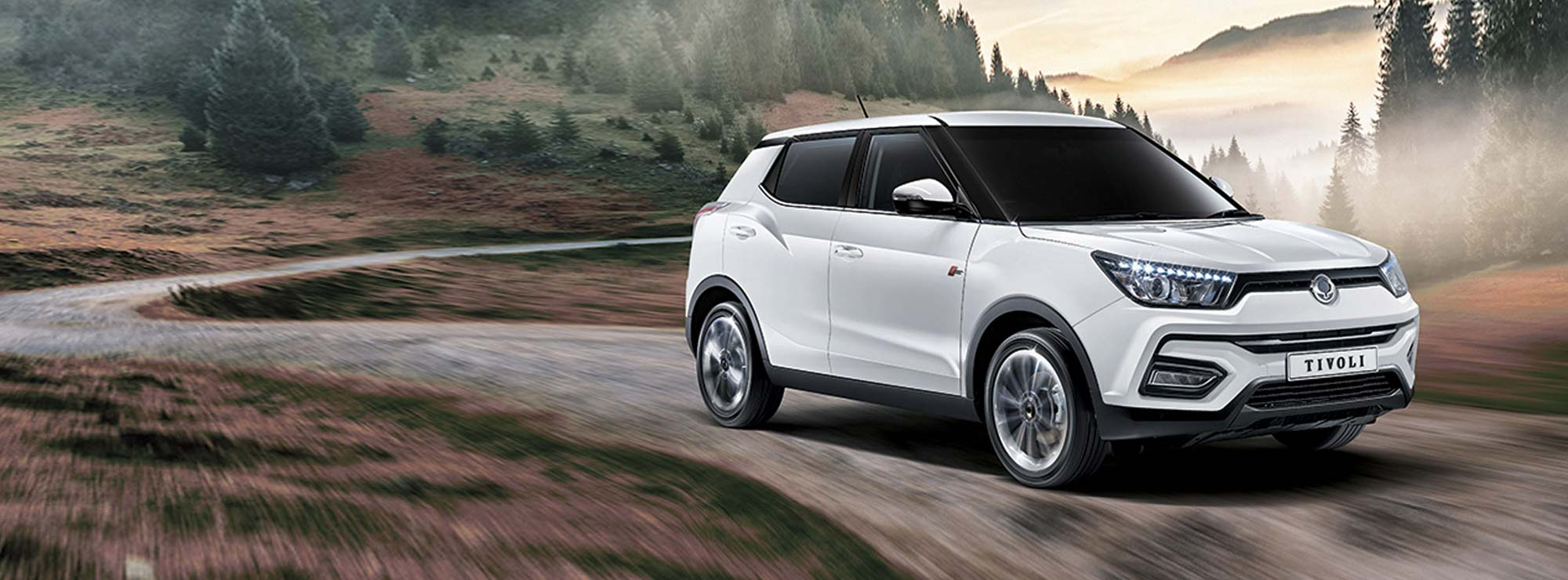 <strong>Tivoli From £14,495</strong>