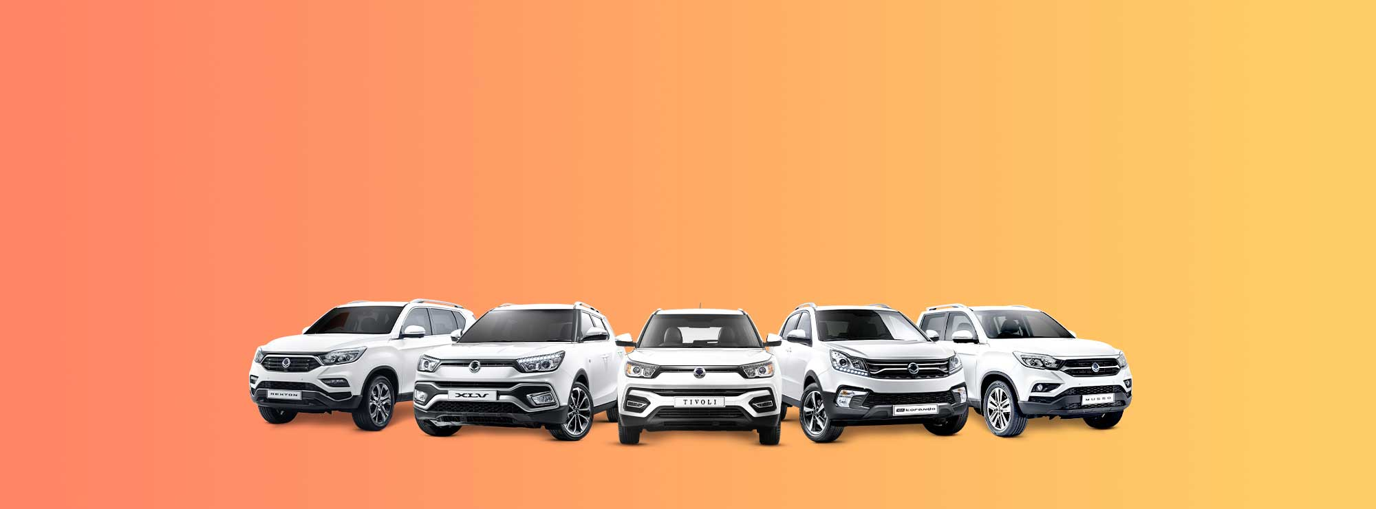 <strong>Surprisingly Big Deals<br/>From SsangYong</strong>