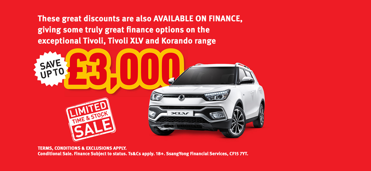 Tivoli XLV Contract Hire