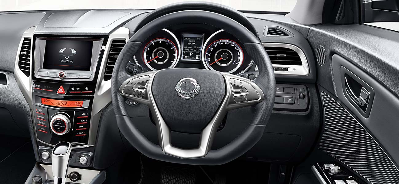 D-cut Steering Wheel